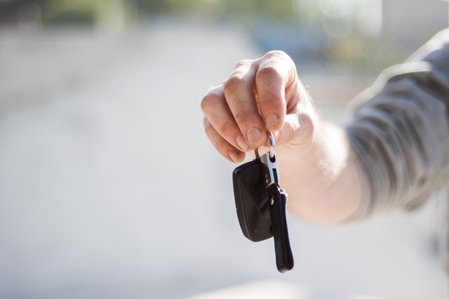 kluczyki do auta